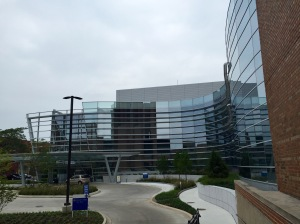 The new Creticos Cancer Center at Advocate Illinois Masonic Medical Center